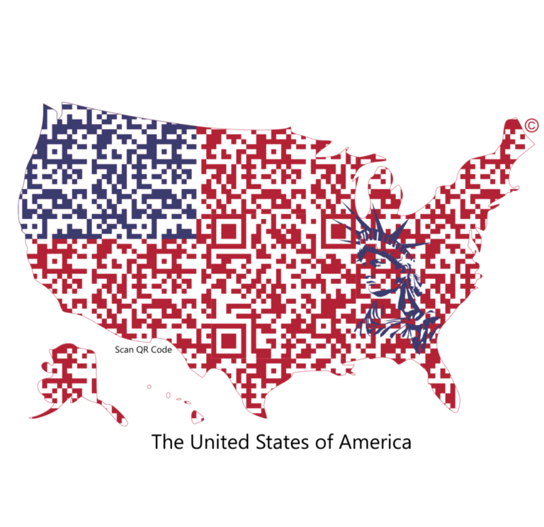 Digital insignia of the United States of America